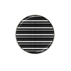 Lines Hat Clip Ball Marker (4 pack)