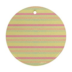 Lines Ornament (Round)
