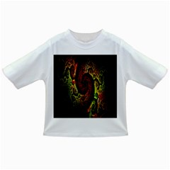 Fractal Digital Art Infant/Toddler T-Shirts