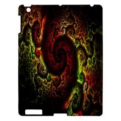 Fractal Digital Art Apple Ipad 3/4 Hardshell Case