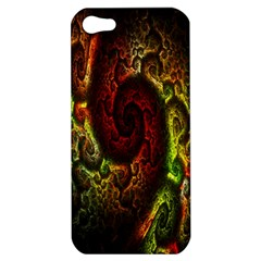 Fractal Digital Art Apple iPhone 5 Hardshell Case