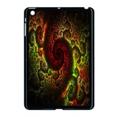 Fractal Digital Art Apple iPad Mini Case (Black)
