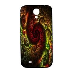 Fractal Digital Art Samsung Galaxy S4 I9500/I9505  Hardshell Back Case
