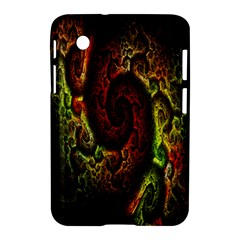 Fractal Digital Art Samsung Galaxy Tab 2 (7 ) P3100 Hardshell Case
