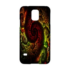 Fractal Digital Art Samsung Galaxy S5 Hardshell Case