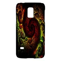 Fractal Digital Art Galaxy S5 Mini