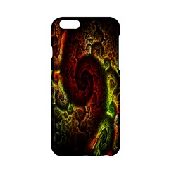 Fractal Digital Art Apple iPhone 6/6S Hardshell Case