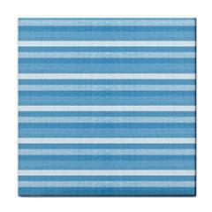 Lines Face Towel