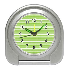 Lines Travel Alarm Clocks