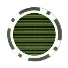 Lines Poker Chip Card Guard