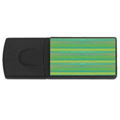 Lines USB Flash Drive Rectangular (4 GB)