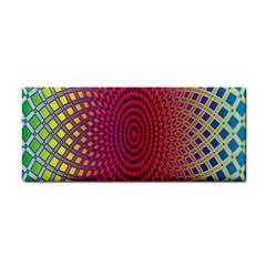 Abstract Circle Colorful Cosmetic Storage Cases