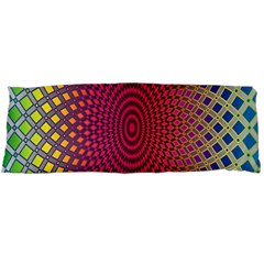 Abstract Circle Colorful Body Pillow Case Dakimakura (Two Sides)