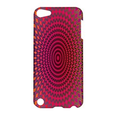 Abstract Circle Colorful Apple iPod Touch 5 Hardshell Case