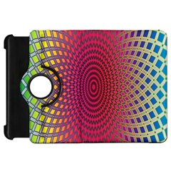 Abstract Circle Colorful Kindle Fire Hd 7