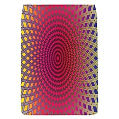 Abstract Circle Colorful Flap Covers (S)