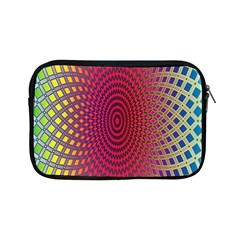 Abstract Circle Colorful Apple Ipad Mini Zipper Cases