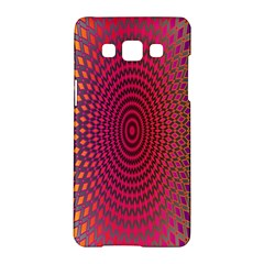 Abstract Circle Colorful Samsung Galaxy A5 Hardshell Case