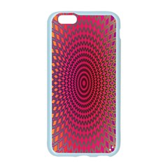 Abstract Circle Colorful Apple Seamless iPhone 6/6S Case (Color)