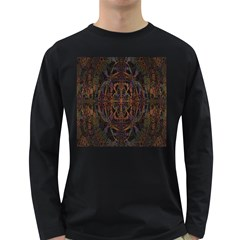 Digital Art Long Sleeve Dark T Shirts