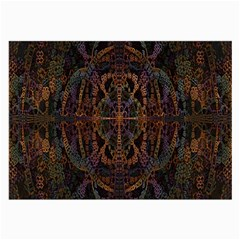 Digital Art Large Glasses Cloth (2-Side)
