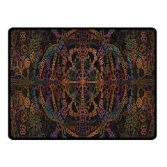 Digital Art Fleece Blanket (small)