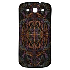 Digital Art Samsung Galaxy S3 S III Classic Hardshell Back Case