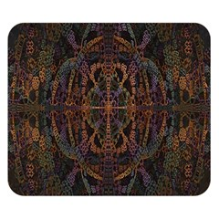 Digital Art Double Sided Flano Blanket (small)