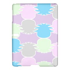 Pineapple Puffle Blue Pink Green Purple Samsung Galaxy Tab S (10 5 ) Hardshell Case