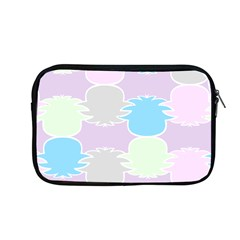 Pineapple Puffle Blue Pink Green Purple Apple Macbook Pro 13  Zipper Case