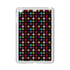 N Pattern Holiday Gift Star Snow Ipad Mini 2 Enamel Coated Cases