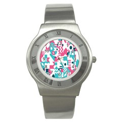 Poster Stainless Steel Watch