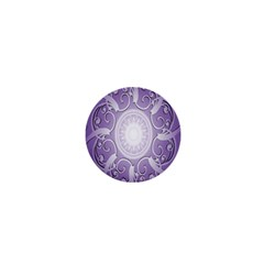 Purple Background With Artwork 1  Mini Magnets