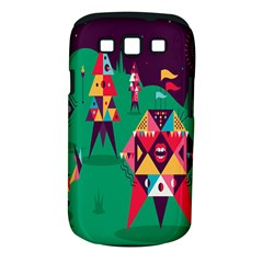 Studio Crafts Unique Visual  Projects Samsung Galaxy S Iii Classic Hardshell Case (pc+silicone)