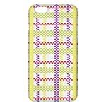 Webbing Plaid Color iPhone 6 Plus/6S Plus TPU Case Front