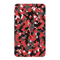Spot Camuflase Red Black Memory Card Reader