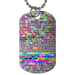 Plasma Gradient Phalanx Dog Tag (two Sides)