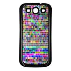 Plasma Gradient Phalanx Samsung Galaxy S3 Back Case (Black)