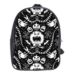 Wrapping Paper Nightmare Monster Sinister Helloween Ghost School Bags(large)