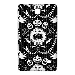 Wrapping Paper Nightmare Monster Sinister Helloween Ghost Samsung Galaxy Tab 4 (8 ) Hardshell Case