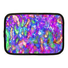 Abstract Trippy Bright Sky Space Netbook Case (Medium)