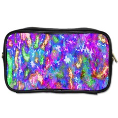 Abstract Trippy Bright Sky Space Toiletries Bags