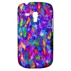 Abstract Trippy Bright Sky Space Galaxy S3 Mini