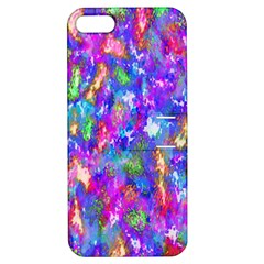 Abstract Trippy Bright Sky Space Apple iPhone 5 Hardshell Case with Stand