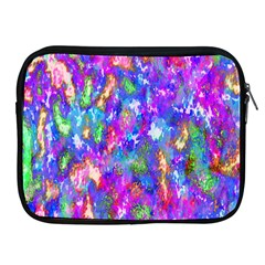 Abstract Trippy Bright Sky Space Apple iPad 2/3/4 Zipper Cases