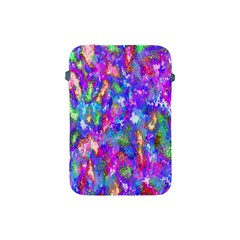 Abstract Trippy Bright Sky Space Apple Ipad Mini Protective Soft Cases