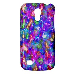 Abstract Trippy Bright Sky Space Galaxy S4 Mini