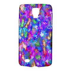 Abstract Trippy Bright Sky Space Galaxy S4 Active