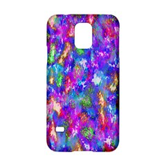 Abstract Trippy Bright Sky Space Samsung Galaxy S5 Hardshell Case