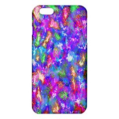 Abstract Trippy Bright Sky Space iPhone 6 Plus/6S Plus TPU Case